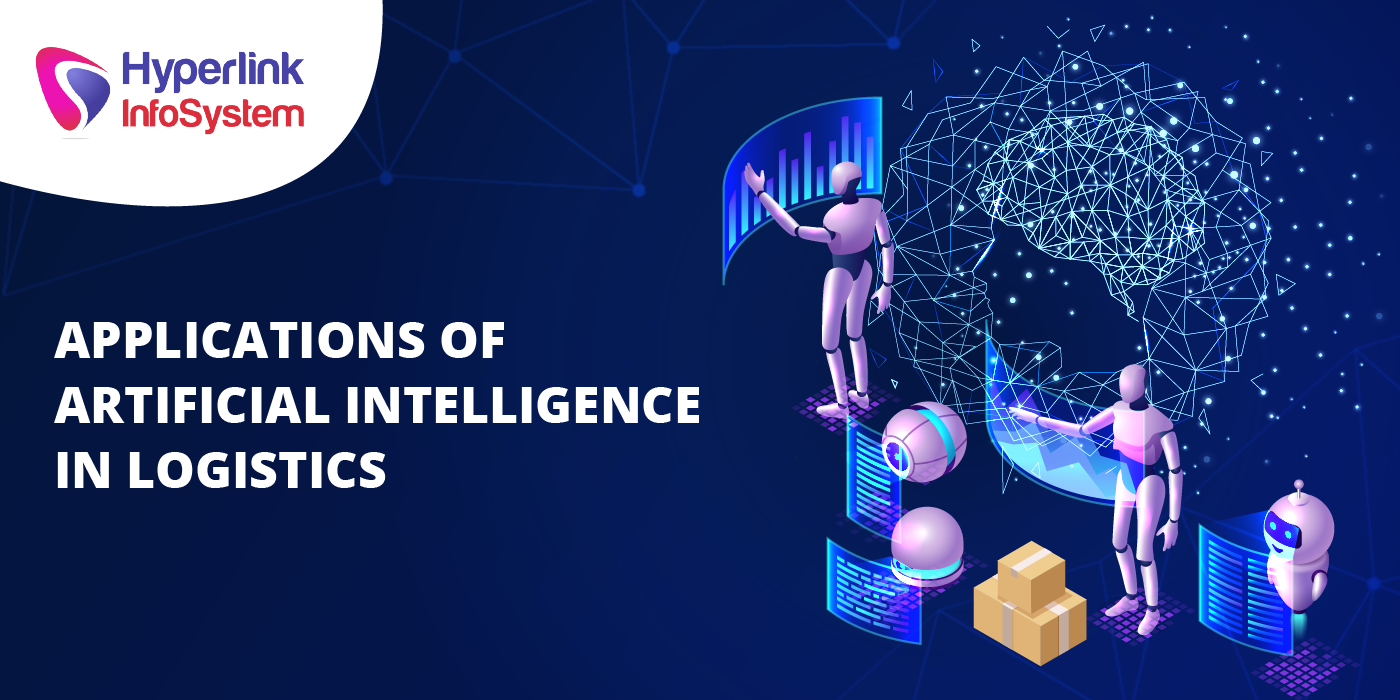 applications of artificial intelligence in logistics