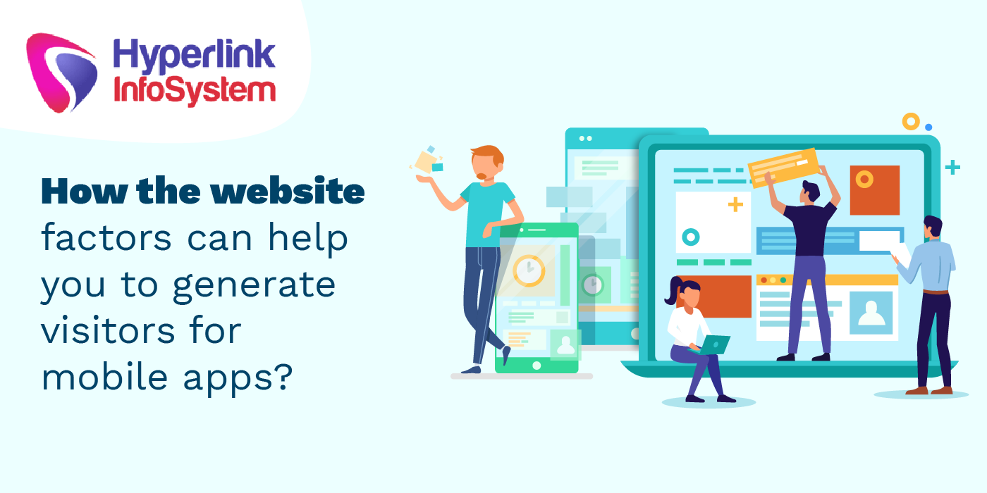 increase mobile app users with websites