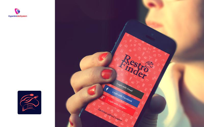 restaurant finder app development