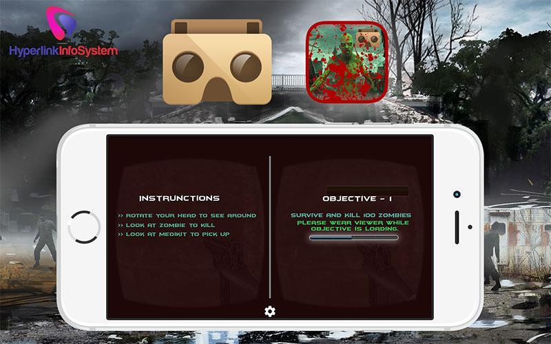 virtual reality game development