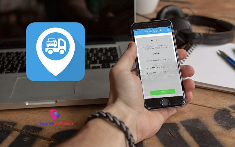 tow truck booking app development