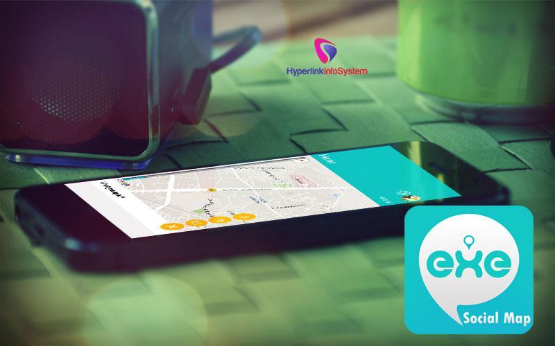 event finder app