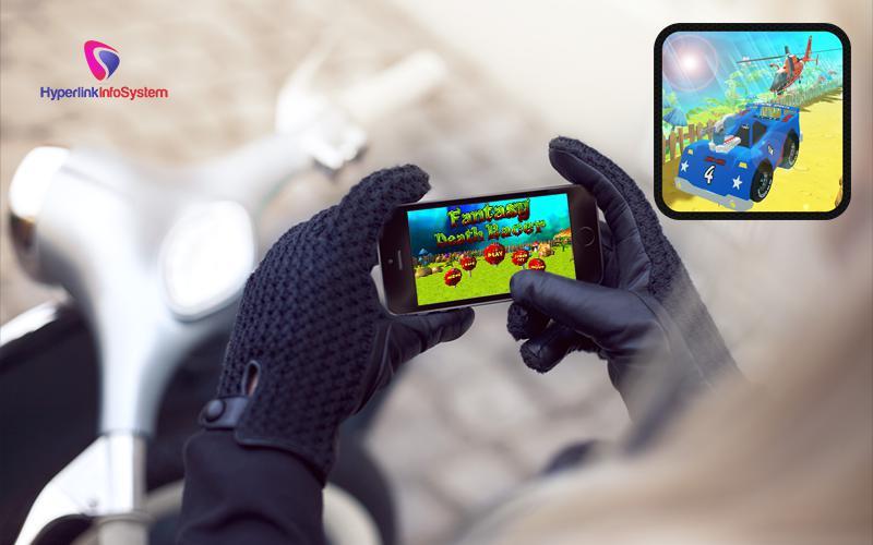 Fantasy Death Racer (VR)