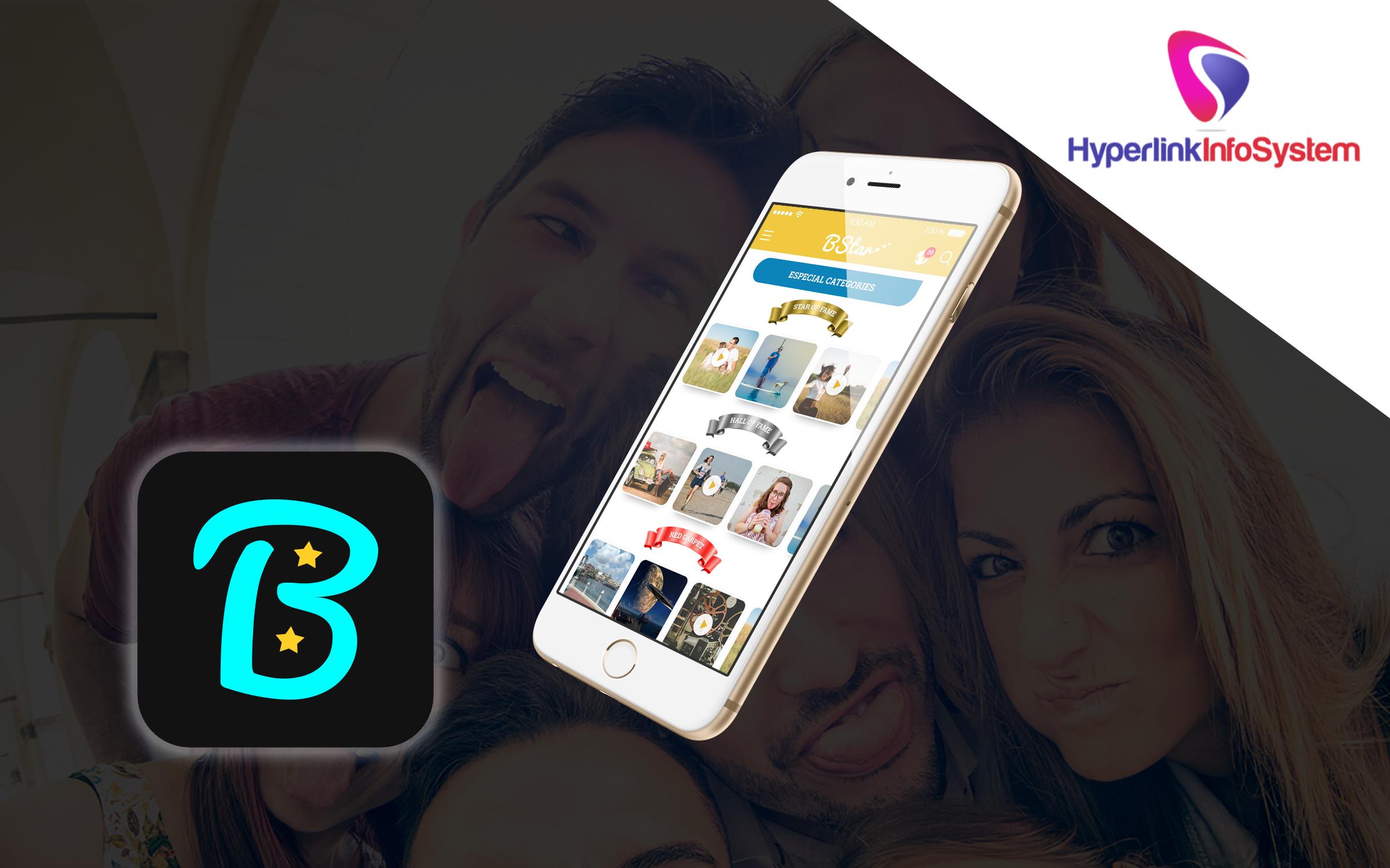 bstar social app