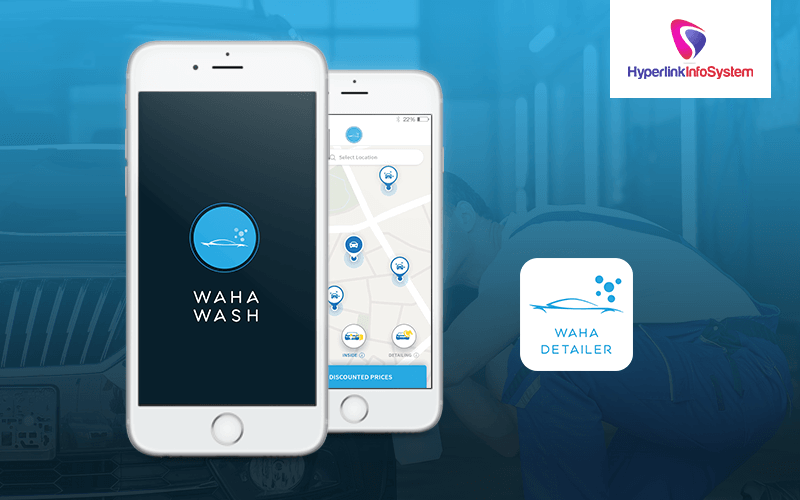 car wash app development