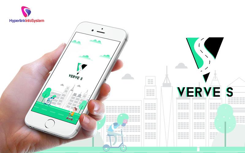 on-demand scooter rental app