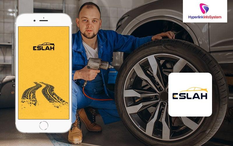 on demand car maintenance app