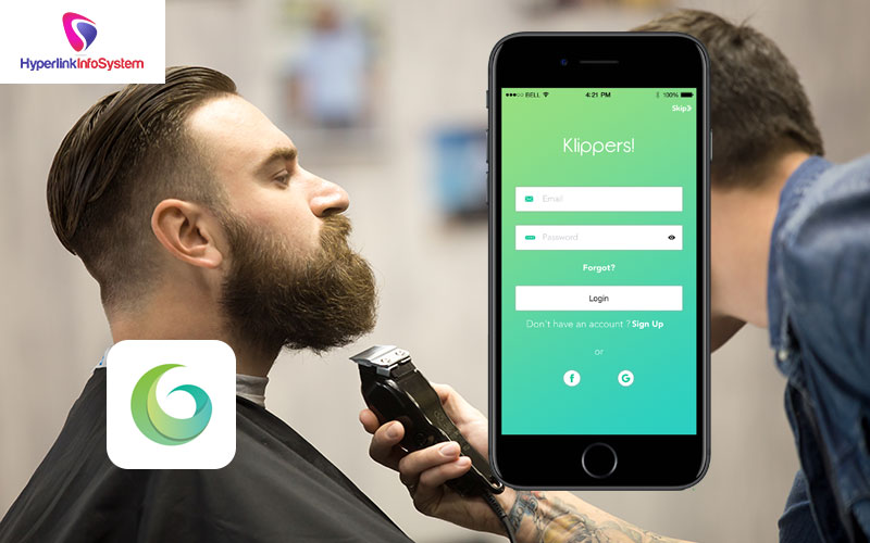 on demand beauty service providing app