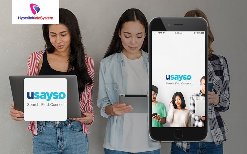 online business app
