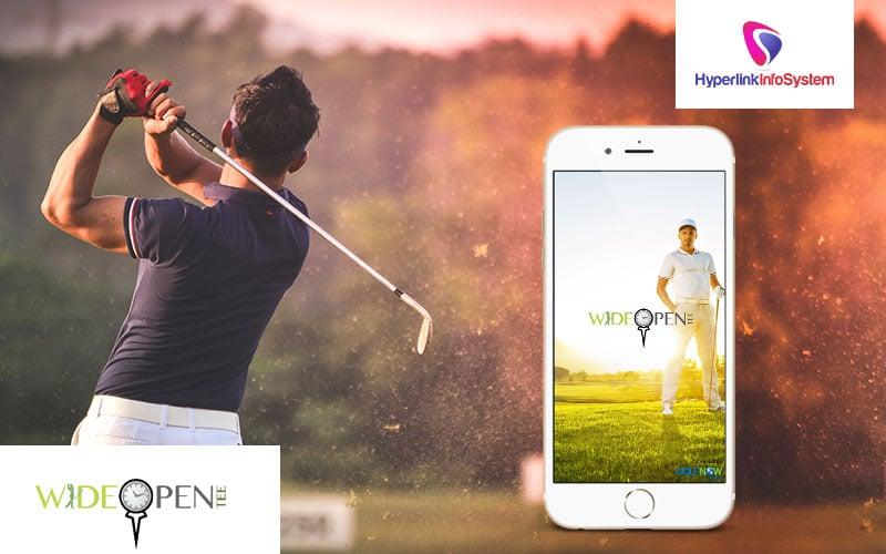online golf booking app