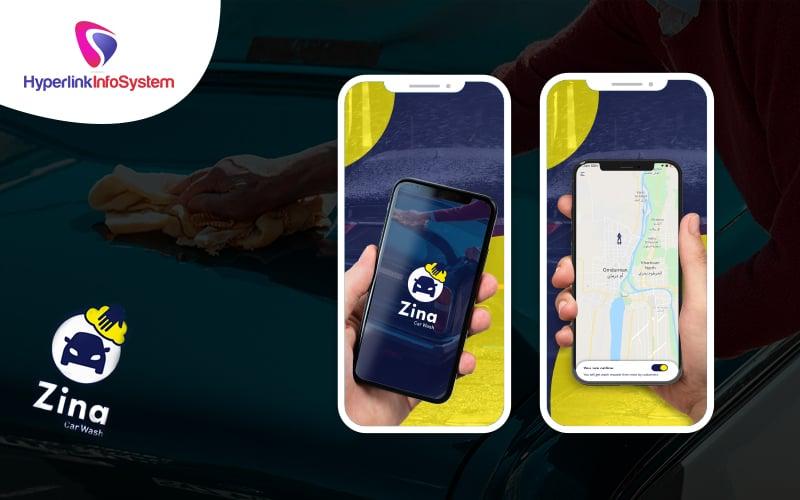 on-demand car wash app development