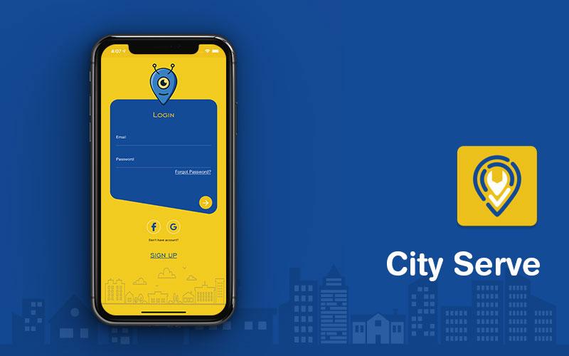 service providing app