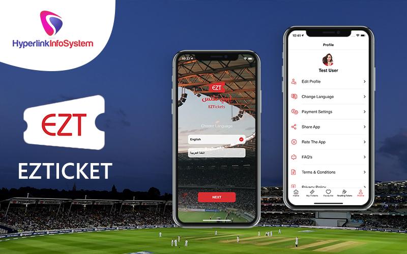 online event ticket buy app