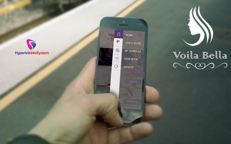 on-deamnd beauty app