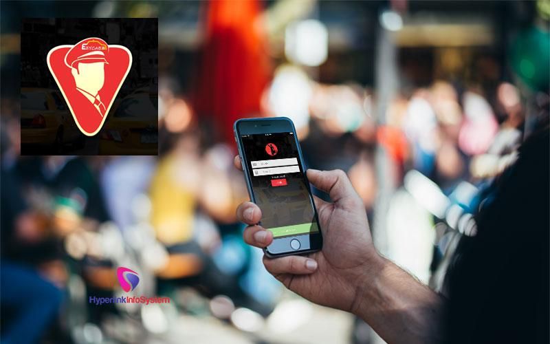 taxi booking app development