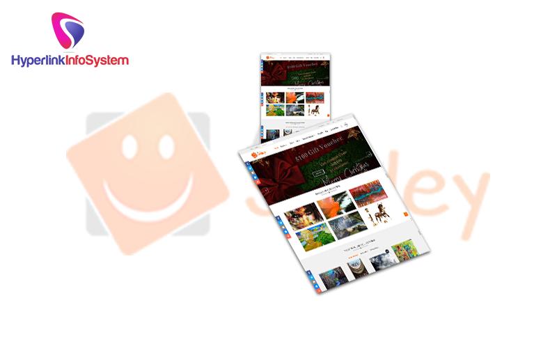 art smiley web development