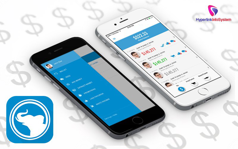 digital banking wallet