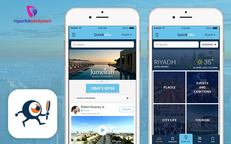city info app