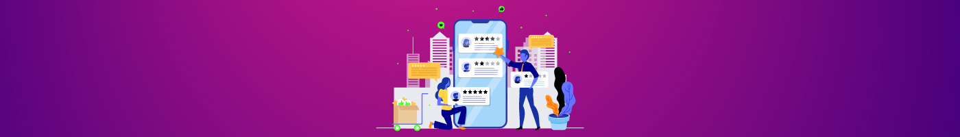 five star ratings in user experience