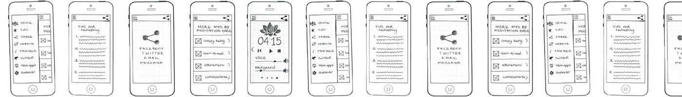 草绘你的应用程序设计