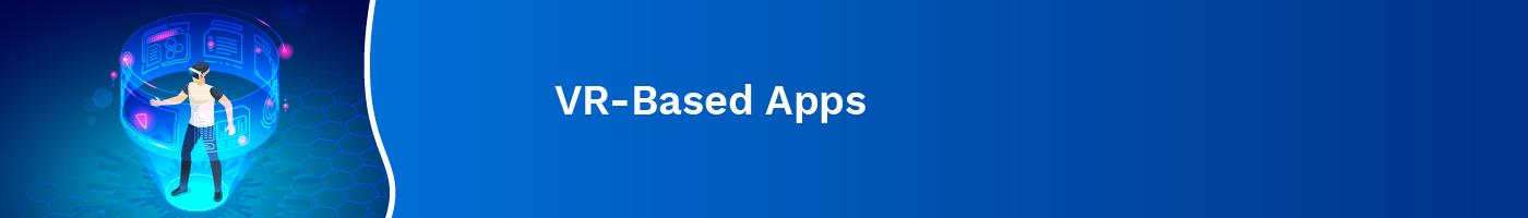 vr based apps