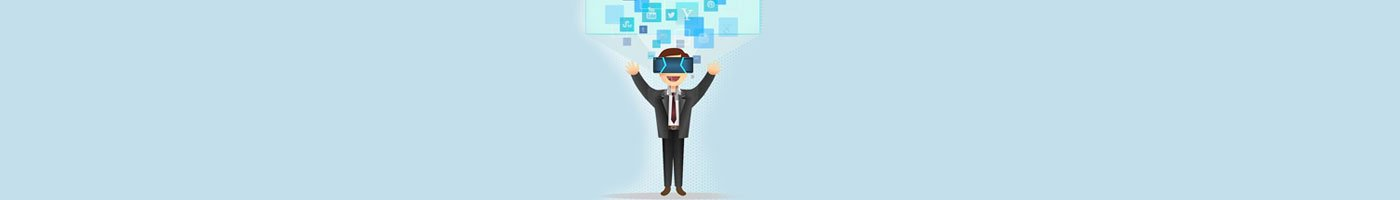 virtual reality at the service of marketing